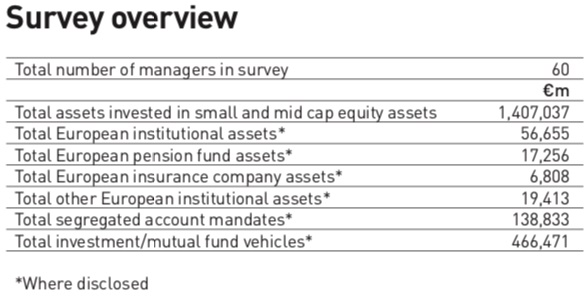 survey overview small and mid cap equities 2018