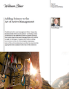 Adding science to the art of active management