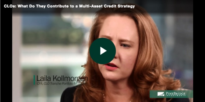 clos what do they contribute to a multi asset credit strategy