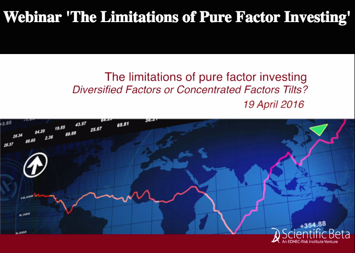 the limitations of pure factor investig