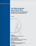Ten Misconceptions about Smart Beta: Analysing common claims on performance drivers, investability issues and strategy design choices