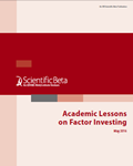 Academic Lessons on Factor Investing