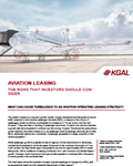 AVIATION LEASING THE RISKS THAT INVESTORS SHOULD CONSIDER