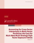 cross factor interactions in multi factor portfolios screenshot