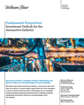 investment outlook for the automotive industry