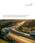 logistics investments in spain italy and portugal