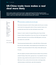 us china trade truce makes a real deal more likely