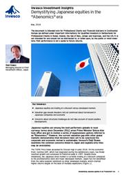 demystifying japanese equities in the abenomics era