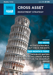 cross asset investment strategy june 2018