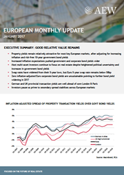 european research monthly update january 2017