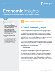 economic insights march 2018