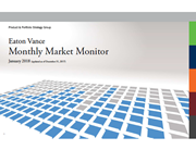 monthly market monitor january 2018