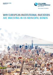 why european institutional investors are investing in us municipal bonds