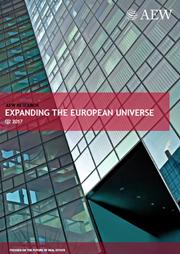 expanding the european universe