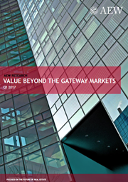 value beyond the gateway markets q1 2017