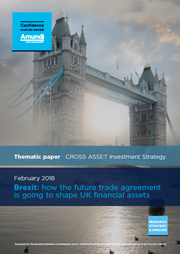 brexit how the future trade agreement is going to shape uk financial assets