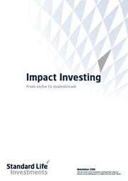 impact investing from niche to mainstream