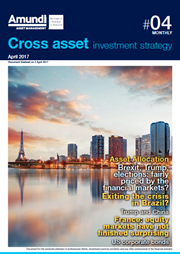 cross asset investment strategy april 2017