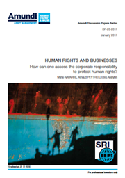 human rights and businesses how can one assess the corporate responsibility to protect human rights