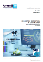 endocrine disruptors in esg analysis