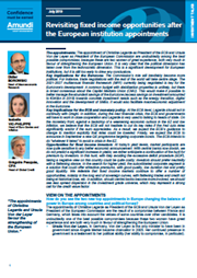 Revisiting Fixed Income Opportunities After The European Institution Appointments