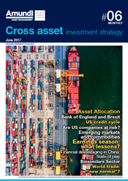 cross asset investment strategy june 2017