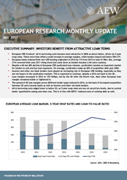 european research monthly update may 2017