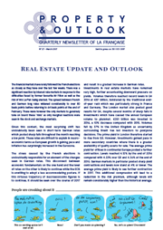 real estate update and outlook march 2017