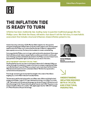 the inflation tide is ready to turn