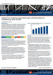 disruptive technologies drive new opportunities in commercial real estate