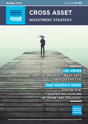 cross asset investment strategy may 2018