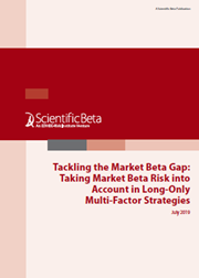 Tackling the Market Beta Gap: Taking Market Beta Risk into Account in Long-Only Multi-Factor Strategies