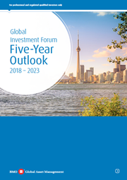 five year outlook 2018 – 2023