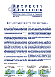 real estate update and outlook june 2017