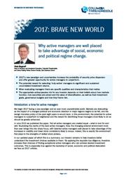 2017 brave new world summary