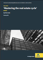 'Mastering the real estate cycle'