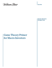 game theory primer for macro investors