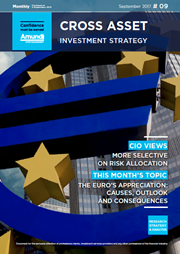 cross asset investment strategy september 2017