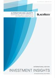 Incorporating liquidity constraints