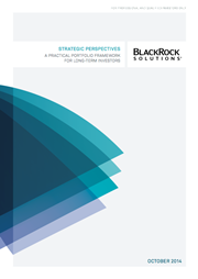 Strategic perspectives - October 2014
