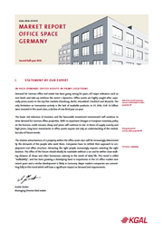 Market Report Office Space Germany H2 2016 index