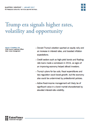 trump era signals higher rates volatility and opportunity