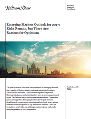 2017 emerging markets outlook