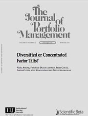 diversified or concentrated factor tilts