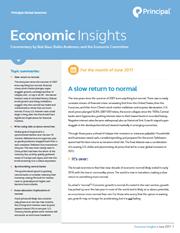 economic insights june 2017