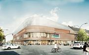 KGAL - Hamburg-Wandsbek commercial building