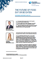 The Future Of Food: Eat Or Be Eaten
