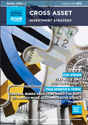 Cross Asset Investment Strategy - October 2019