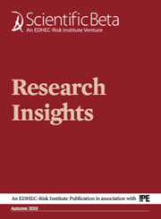 IPE-EDHEC Risk Institute Research Insights Autumn 2015