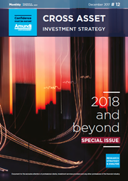 cross asset investment strategy december 2017